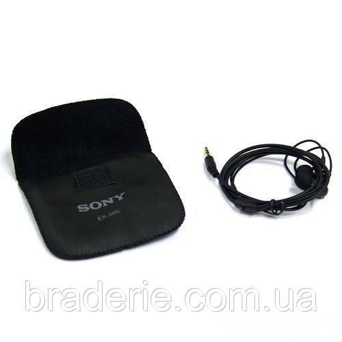 Навушники Sony EX 200