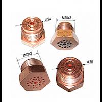 Мундштук резака для резки горячего металла