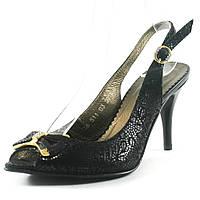 Босоножки женские Viko Беатрис 52-13 черные
