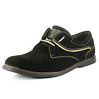 Туфли мужские GSL GSL1806 коричневые