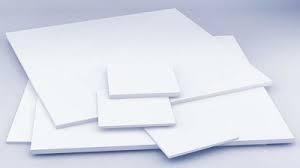 Фторопласт-4 листовой т.1мм-50мм*1000х1000мм