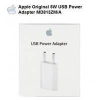 Зарядка адаптер Apple iPhone A1400 APPLE iPhone 5\5s\5c\6\6s\6plus\7 original в упаковке