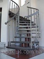Лестницы на хребтовом косоуре, фото 1