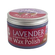 Лавандова полірування на основі воску - Lavender Wax Polish