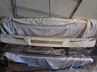 Накладки под передний бампер