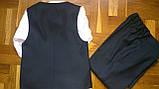 Классический костюм, одежда для мальчиков 140-164см, фото 5