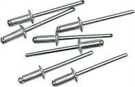 Заклёпки алюминиевые вытяжные 3,2х10 уп (50шт)