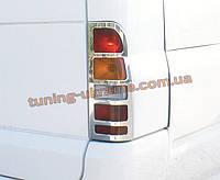 Накладки на стопы Omsa на Ford Transit 2000-2006