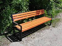 Лавочка садово-парковая, разборная (210 см)