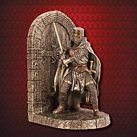 Коллекционная статуэтка - держатель для книг Veronese Рыцарь Мальтийский рыцарь WU76972A4
