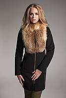 Женское Пальто З-3 Черный