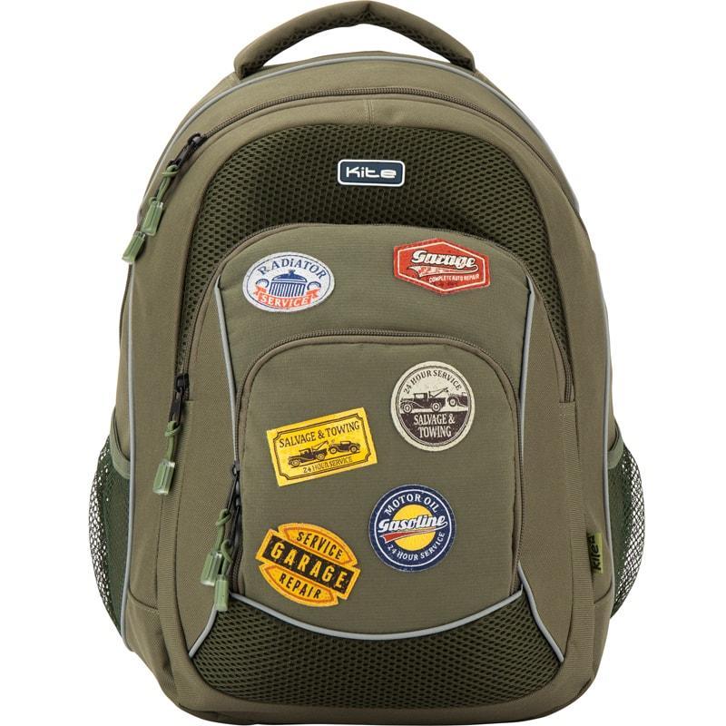 3de45a893201 Рюкзак Kite 814 Junior молодежный для 3-8 классов: продажа, цена в ...