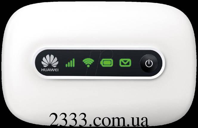 Мобильный  wi–fi роутер Huawei EC5321 (Rev. B), фото 2