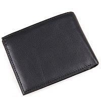 Кожаный кошелек Black  R-8146A, фото 1