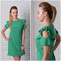 Платье 783 зелёный