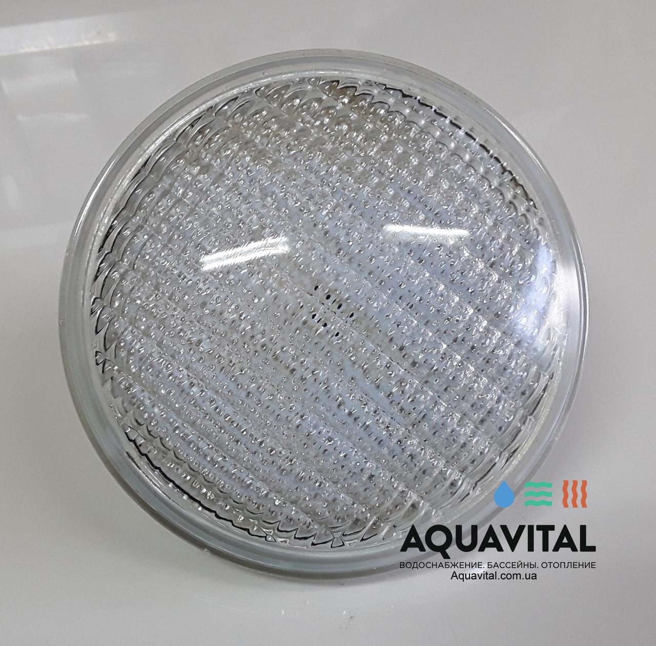 Лампа светодиодная AquaViva PAR56–256LED (15 Вт) RGB под бетон / пластик / стекловолокно