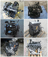 Двигатель Volkswagen T4 2.4D