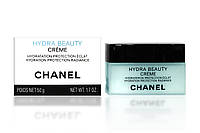 "Увлажняющий крем для лица Chanel "" Hydra Beauty ""  Creme Hydration Protection Radiance (№143030)"