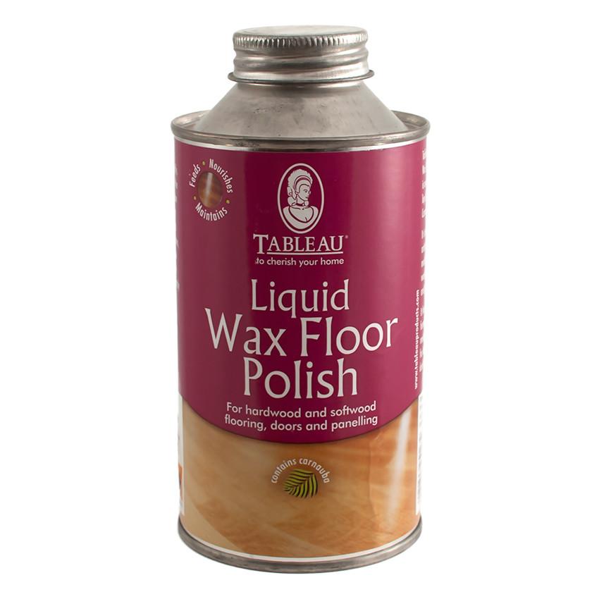 Рідке поліруючий засіб для підлоги на основі воску Liquid Wax Floor Polish