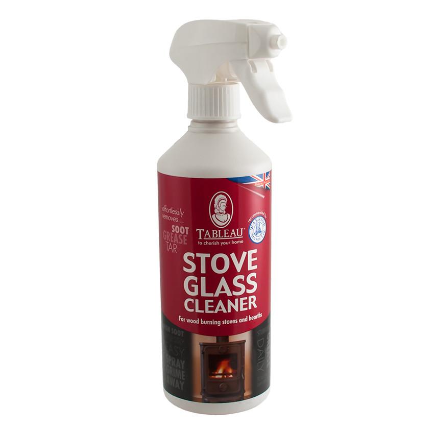 Очищувач для каміна і скла Stove Glass Cleaner