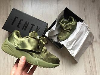 Женские кроссовки Rihanna x Puma Fenty Bow Sneaker АТ-493
