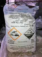 Сода каустическая гранулированная, 25 кг мешок