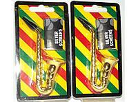Трубка - саксофон для курения + 5 сеточек. Трубочка