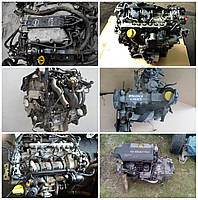 Двигатель OPEL INSIGNIA 2.0 A20DTH