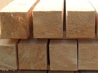 Брус деревянный от производителя