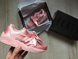 Женские кроссовки Rihanna x Puma Fenty Bow Sneaker АТ-494