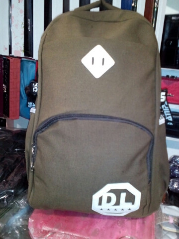 Рюкзак школьный брезент