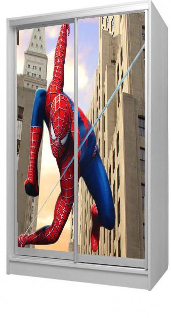 Шкаф - купе человек - паук