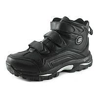 Ботинки зимние  мужские Bona 32228P-6 черный
