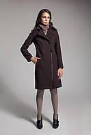 Женское Пальто З-39 Шоколад