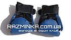 Детские боксерские перчатки 4 оz (кожвинил), фото 3