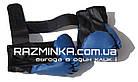 Детские боксерские перчатки 4 оz (кожвинил), фото 4