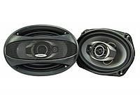 Автоколонки TS 6973, автомобильные колонки овал 16см, аудиотехника для авто, автоакустика