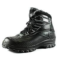 Ботинки зимние  мужские Jose Amorales MJA 116358 черный