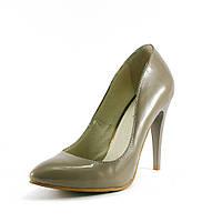 Туфли женские CRISMA CR-370-2 бежевый лак