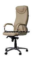 Кресло офисное для руководителя ELF steel chrome LE-F