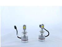 Автомобильная лампа H1 33W/3000LM 4500-5000K, Светодиодная лампа UKC c цоколем H1, Лампы для автомобиля