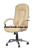 Кресло офисное для руководителя MODUS STEEL CHROME ECO-01 (механизм TILT)
