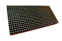 Водонепроницаемый светодиодный модуль герм (320мм*160мм) для бегущей строки P10GO (зеленый)