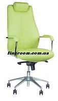 Кресло офисное для руководителя SONATA steel chrome LE-G