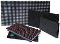 Водонепроницаемый светодиодный модуль герм (320мм*160мм) для бегущей строки P10WO SMD (белый) , фото 1