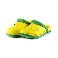 Сабо женские Jose Amorales 116104 желтые