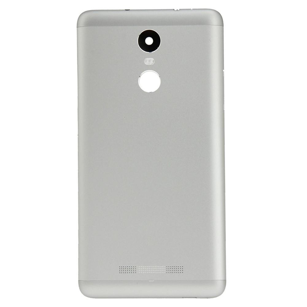 Задняя крышка для Xiaomi Redmi 3 серебристый