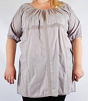 Туника женская большой размер, 58-70 р-ры.