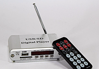 Усилитель AMP MD 40, усилитель мощности, портативный усилитель звука, мощный усилитель звука amp