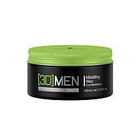 3D MEN Molding Wax - Моделирующий воск для волос, 100 мл